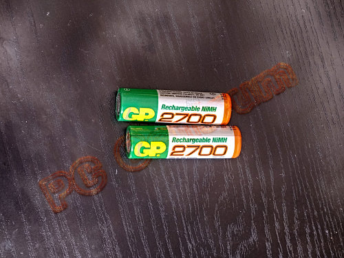 Pair of batteries